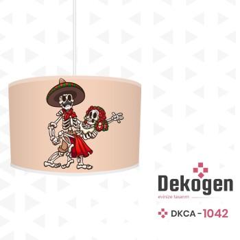 Dans Eden İskeletler Genç Çocuk Odası Avize-DKCA-1042