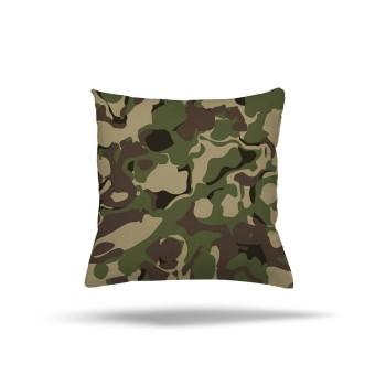 Askeri Kamuflaj Desenli Genç Çocuk Odası Kırlent-DKCY-1013