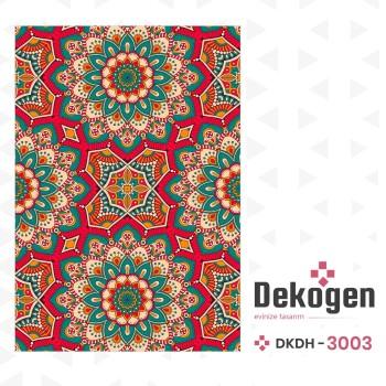 Eski Osmanlı Motifli Dekoratif Halısı-DKDH-3003